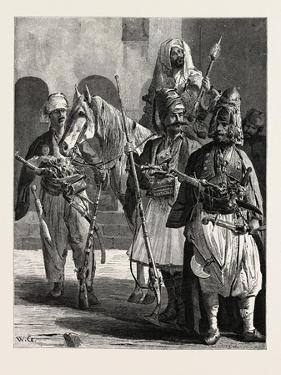Albanian Mercenaries, Egypt, 1879