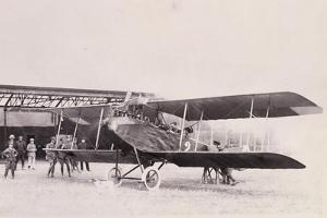 Albatros, a Bulgarian Military Aircraft, 1912-13