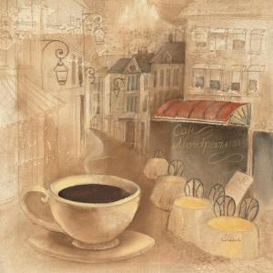 Cafe de Paris I by Albena Hristova