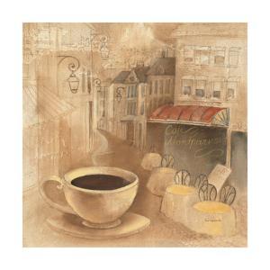 Cafe de Paris I by Albena Hristova