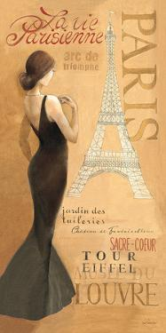 Ladies of Paris I by Albena Hristova