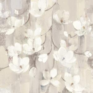 Magnolias in Spring II Neutral by Albena Hristova