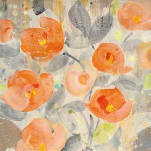 Poppy Garden I by Albena Hristova