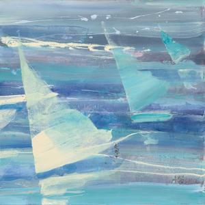 Summer Sail II by Albena Hristova
