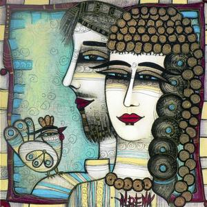 Couple by Albena Vatcheva