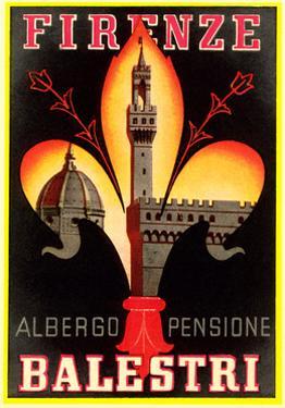 Albergo Pensione Balestri, Firenze
