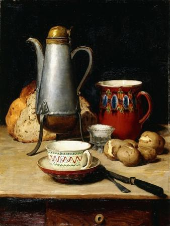 Still Life: Coffee and Potatoes, 1897