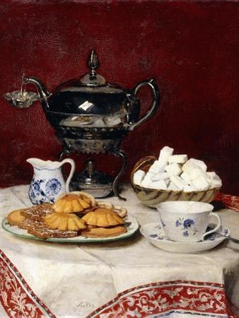 Still Life: Tasteful Tea, 1897
