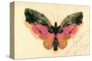 Butterfly by Albert Bierstadt