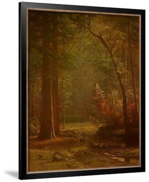 Dogwood by Albert Bierstadt