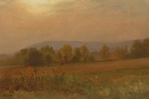 Landscape by Albert Bierstadt