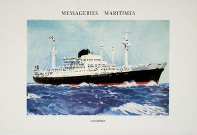 Mess Maritimes - Caledonien