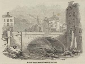 Albert Bridge, Manchester