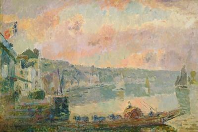 The Ferry at La Bouille
