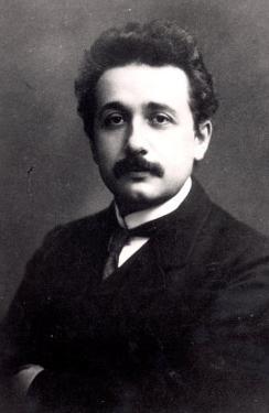 Albert Einstein 1911