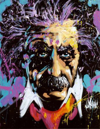 Albert Einstein - David Garibaldi