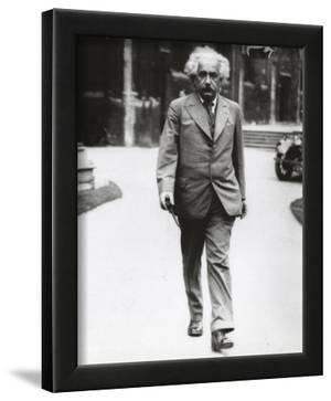 Albert Einstein Super High Glossy Photo Poster