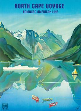 North Cape Voyage - Hapag-Lloyd Cruises - Norway Fjord Cruise by Albert Fuss