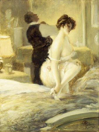 L'Intimite, 1906