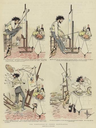 The Temptation of Pierre Montmartre
