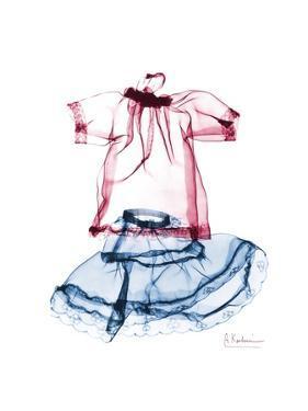 Blouse and Skirt I by Albert Koetsier