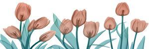 Burning Tulips by Albert Koetsier