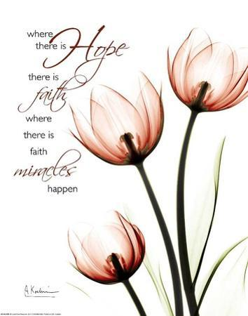 Hope Tulips Red