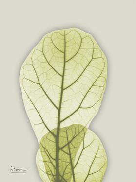 Leaves by Two by Albert Koetsier