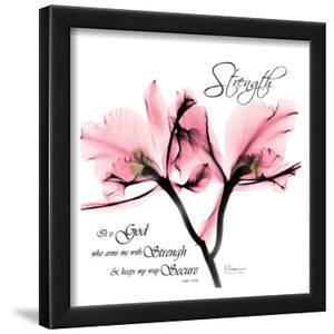 Orchid Strength by Albert Koetsier