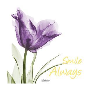 Smile Always Tulip by Albert Koetsier