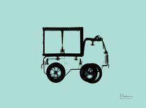 Toy Truck by Albert Koetsier