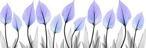 Ultra Violet Growth by Albert Koetsier