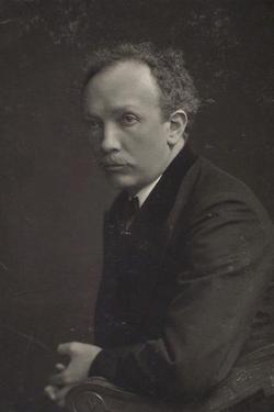Richard Strauss, German Composer, Late 19th or Early 20th Century by Albert Meyer