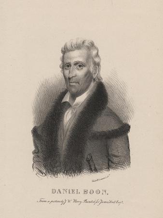 Daniel Boone, 1830