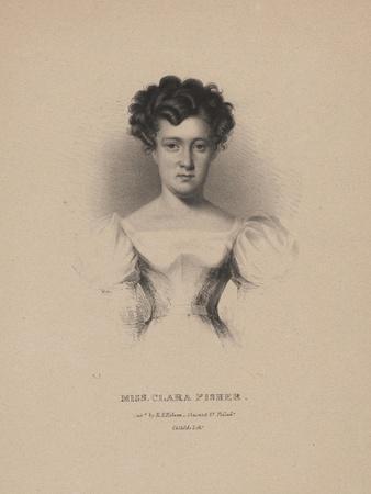 Miss Clara Fisher, 1830