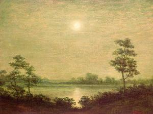 Moonrise by Albert Pinkham Ryder