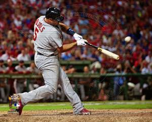 Albert Pujols 2 run home run 7th inning Game 3 of the 2011 MLB World Series Action (#13)