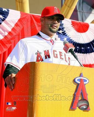 Albert Pujols 2011 Press Conference