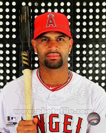 Albert Pujols 2012 Posed