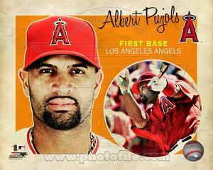 Albert Pujols 2012 Studio Plus