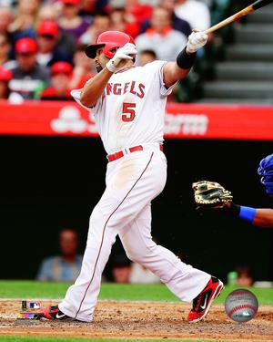Albert Pujols 2014 Action