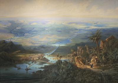 View of Suez Canal