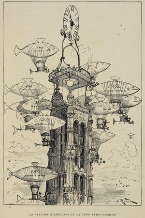 Flying Machines in the Shape Of Fish
