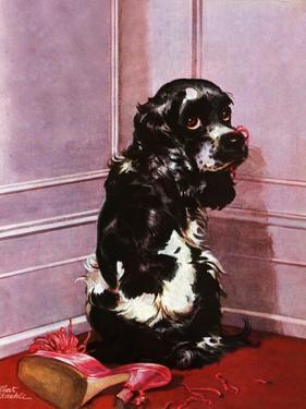 """Bad Dog, Butch,"" September 20, 1947 by Albert Staehle"