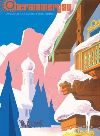 Winter Playground Bavarian Alps 850-1700m - Lufthansa