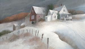 Shaker Mill Farm sw by Albert Swayhoover