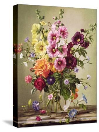 Floral Rapture by Albert Williams