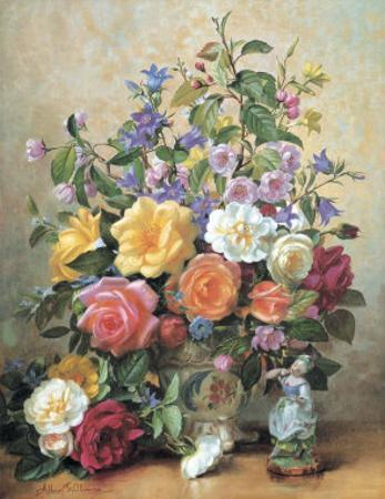 Glory of June by Albert Williams