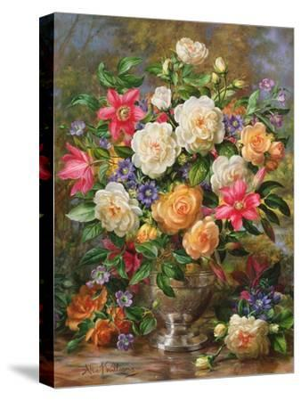 Homage to Her Majesty the Late Queen Elizabeth the Queen Mother by Albert Williams