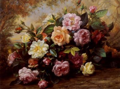 Nature's Glory II by Albert Williams